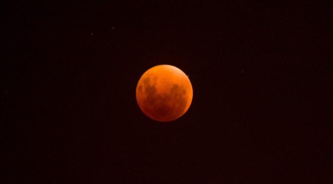 Super Lua de Sangue – O Resultado